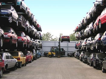 Edmonton Scrap Car Disposal